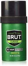 BRUT Deodorant Stick Original Fragrance 2.50 oz Pack of 8 - $27.68