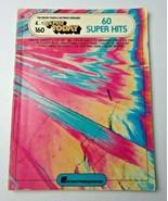 EZ Play Today 160 60 Super Hits Hal Leonard organ piano keyboard sheet m... - $12.00
