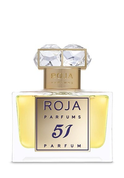 51 by ROJA DOVE 5ml Travel Spray Perfume UK EXCLUSIVE Oud Tubereuse Benzoin
