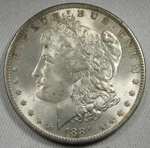 1884-O Morgan Silver Dollar CH+ UNC Coin AG72 - $56.05