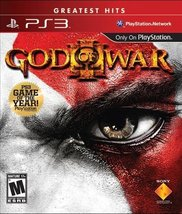 God of War III - Playstation 3 [PlayStation 3] - $4.95