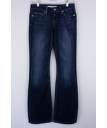 JOE'S JEANS The Honey Skinny Jeans Women's Size 25 Dark Stretch Denim - $19.59