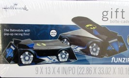 Batman Batmobile Funzip Gift Box By Hallmark - $19.99