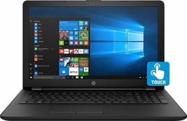 "HP 15.6"" Touchscreen HD Laptop - Intel i7-8550U, 12GB, 1TB SSD, DVD RW, ... - $943.14"