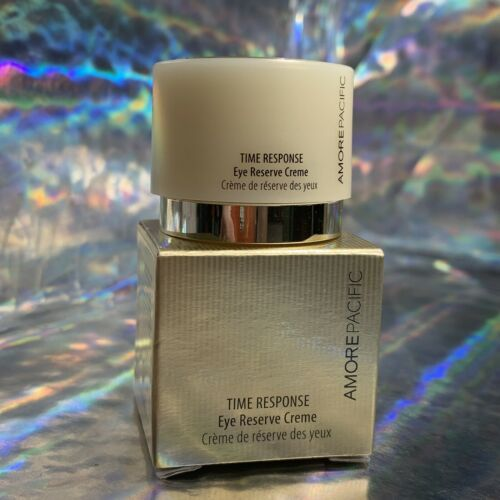 AMORE PACIFIC TIME RESPONSE EYE RESERVE CREME 3 ML TRAVEL SIZE
