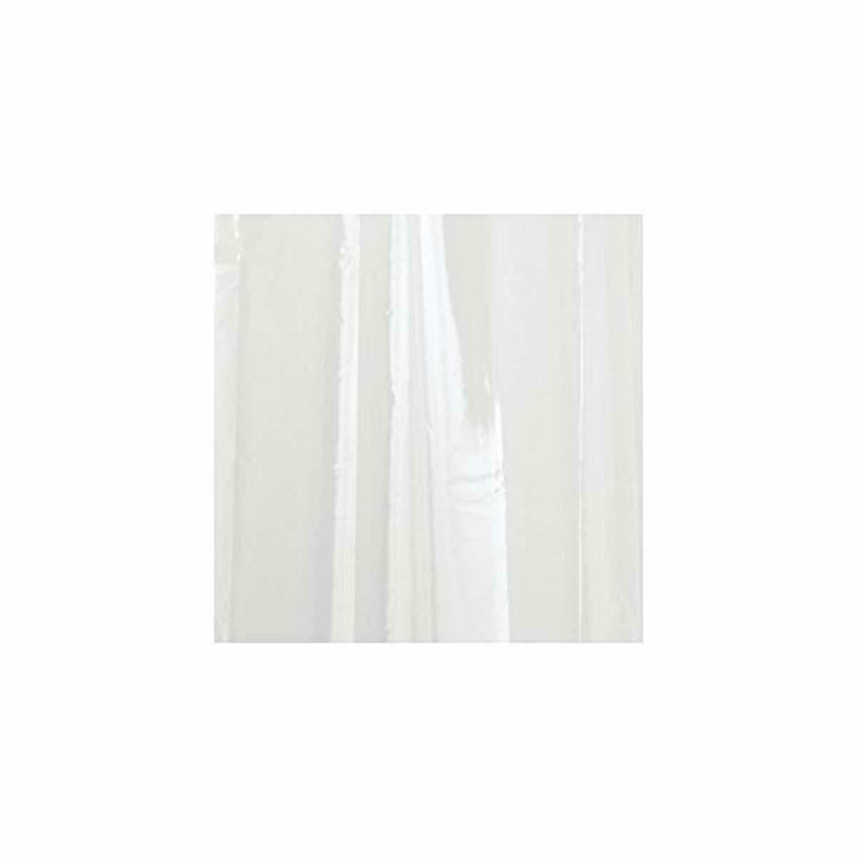 "Clear Shower Curtain Liner Bath Water Proof Mold and Mildew Resistant 72"" x 72"" image 2"
