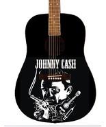 Johnny Cash Custom Guitar - $289.00