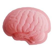 Yunko Human Brain Shape Pan Baking Silicone Halloween Cake Mold Pudding ... - $13.87