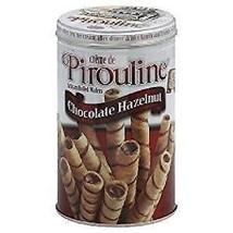 Pirouline Creme Filled Wafers Chocolate Hazelnut 14.1 Oz. Pk Of 2. - $20.54