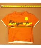 Kids Korner Boys T Shirt Size 2T Orange - $8.36