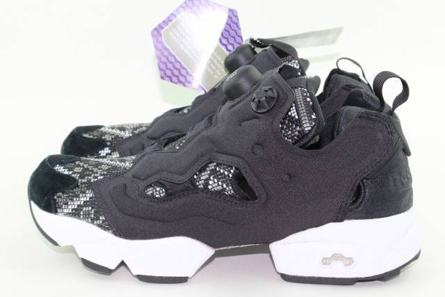9f35413db40d6 REEBOK INSTAPUMP FURY GT WOMAN SIZE 6.5 NEW BLACK WHITE RARE AUTHENTIC -   138.59 · Advanced search for Reebok Air Shoes