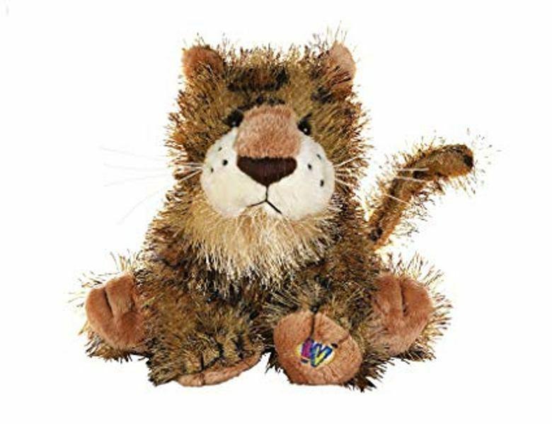 Webkinz & Lil Kinz LEOPARD Jungle Cats Ganz HM031 HS031 Bean Bag Plush Toys Pair image 2