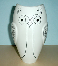 "Kate Spade New York WOODLAND PARK Owl Vase 8.5 ""H by Lenox New Boxed - $39.90"
