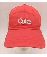 Original Hat Cap Official Licensed Coca Cola Coke Red NWT - $9.45