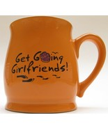 Girl Scout Get Going Girls Mug M Ware San Diego-Imperial Council 2004-2005 - $8.90