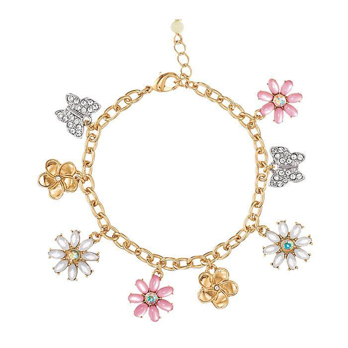Avon Spring Charm Bracelet - $13.99