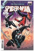 Spider-Man #1 VF-NM Ryan Stegman 1st Virus App Free Comic Book Day FCBD 2020  - $7.95