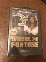 Wheel of Fortune (Sega Genesis, 1992) - $14.84