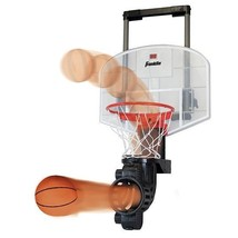 Franklin Sports 14043 Kids Hang On Door Indoor Shoot Again Basketball Ho... - $56.95