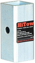 """HITOWMFG Trailer Hitch Receiver Adapter Reducer Sleeve 2-1/2"""" to 2"""" image 1"""
