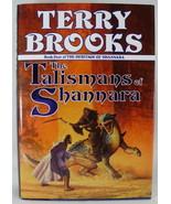 The Talismans of Shannara Terry Brooks Book 4 Heritage of Shannara 1st 1993 - $5.93