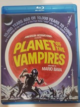 Planet of the Vampires [Blu-ray] image 1