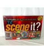 Scene It DVD Game TV Television Edition Game of the Year Ages 13 to Adul... - $14.84