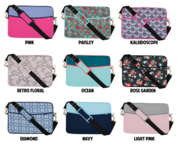 Quip Brand Padded Large Laptop Sleeve with Strap! QUIP Laptop case 16.5x... - $14.00