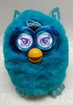 Furby BOOM Special Edition Metallic Teal Blue 2012 Hasbro  - $24.74
