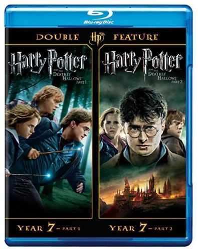 Harry Potter and the Deathly Hallows 1 & 2 (Blu-ray)