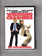 WEDDING CRASHERS DVD Movie Widescreen Edition Owen Wilson Vince Vaughn S... - $7.47