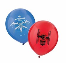 Star Wars Episode VII Printed Latex Balloons, Party Favor - $6.13