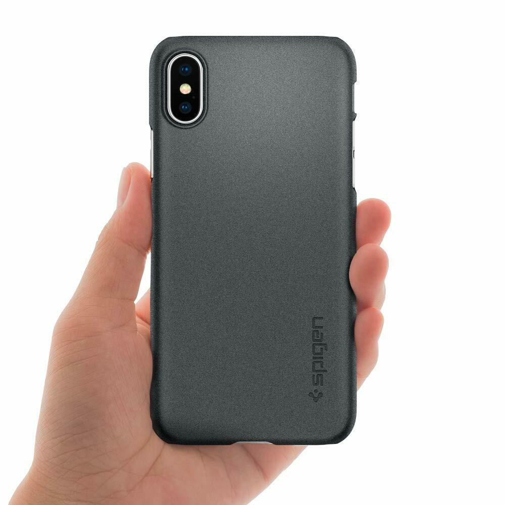 Spigen Thin Fit Designed for Apple iPhone Xs Case (2018) / Designed for Apple