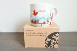 Starbucks Canada You Are Here Mug - NIB - $31.63