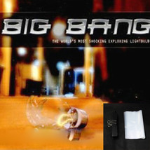 Demolish bulb big bang Exploding Light Bulb Mind Magic Tricks 1pcs illus... - $22.20