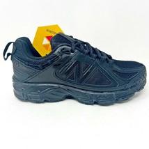 New Balance 510 SG SureGrip Slip Resistant Memory Foam Black Womens Work Shoes - $37.95