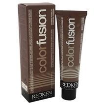 Redken Fusion Advanced Performance Color Cream 6GB Gold/Beige Hair Color for Uni - $13.41