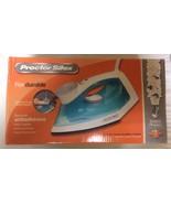 Proctor Silex Steam Iron with Easy Fill Water Reservoir & Nonstick Solep... - $21.73