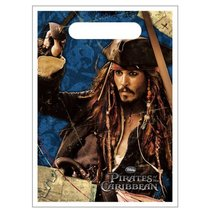 Pirates of the Caribbean 4 - Treat Bags - $3.85