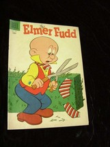 Looney Tunes Elmer Fudd #725 Comic Book Dell 1956 - $16.99