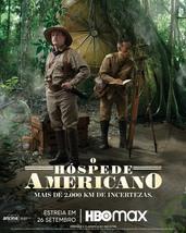 "The American Guest Poster Brazilian TV Series Art Print Size 11x17"" 24x36"" 27x40 - £7.89 GBP+"