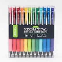 Pen + Gear 36pk 0.7mm Mechanical Pencils with Grips - $17.41
