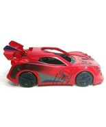 Spider-Man Toy Car Strike Battle Racer Marvel's The Amazing Spider  Hasb... - $11.69