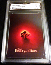 1992 Pro Set Beauty and the Beast GMA Graded 7 NM non sports card number 1 - $7.75