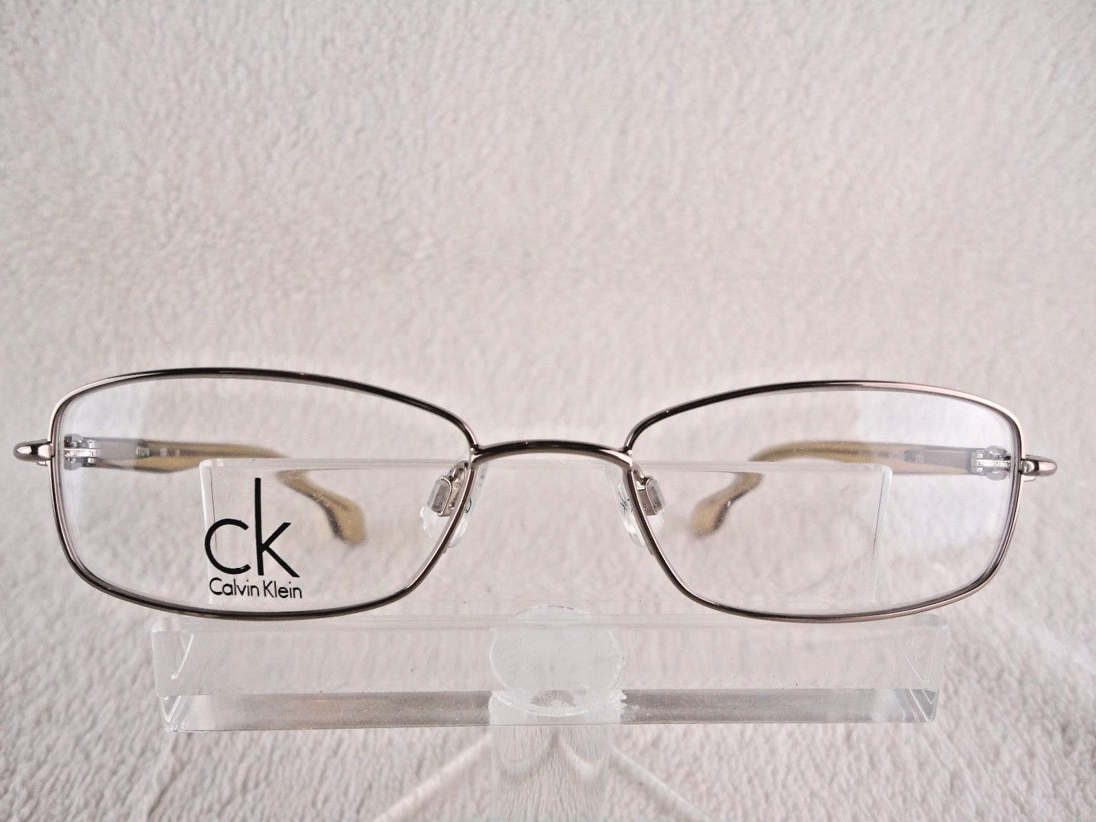 Calvin Klein CK 5299 (272) Taupe 47 x 16 130 mm PETITE Eyeglass Frames