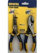 """Irwin 2078702  2 Piece 6"""" Pliers Set (Rusty) - $9.90"""