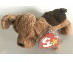 TY Beanie Baby Tuffy The Dog 1996 - $4.88
