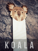 Engraved Koala Bookmark - $10.00