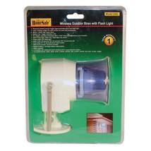 HomeSafe Wireless Outdoor Siren - $34.95