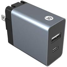 iEssentials IEN-AC31A1C-WT 3.4-Amp Dual-USB Wall Charger - $23.06